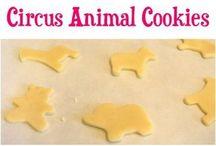 COPYCAT CIRCUS ANIMAL COOKIES