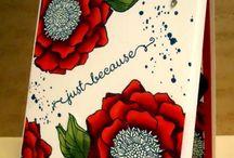 Cards - Blended Bloom