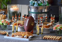 Entertaining: Game Day / by Oh My! Creative