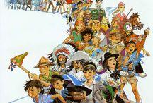 Albums / Les albums d'illustrations du grand Pierre Joubert