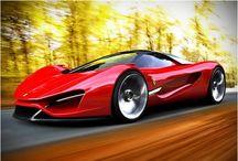 Concept & Futur cars