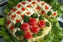 салаты для праздника