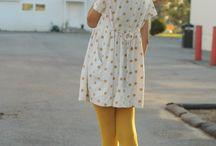 Mustard style
