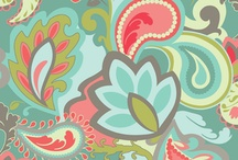 Fabrics / by Kelli Appleby