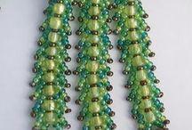 Beadwork - St. Petersburg weave