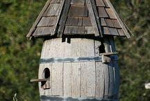 Bird Houses / by LeOra D