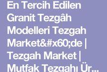 Granit Tezgah Modelleri Ankara / Granit Tezgah Ankara bünyesinde piyasadaki diğer firmalarda sahip olamayacağınız kadar fazla sayıda alternatif vardır. Sahip olduğu bu alternatiflerle birlikte sizler için en kaliteli dekorasyonu sağlayan Granit Mutfak Tezgahı Ankara, mükemmel bir mutfak görünümü için seçilebilecek en iyi yoldur.