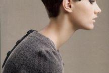 Warm bruine haartinten