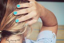 tattoos  / by Dami Fernandes