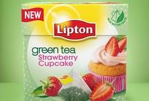 przyjęcie z herbatką lipton