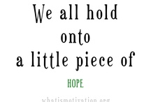 Quotes for Hope through Fibro pain