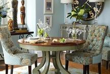 столы и декор