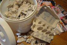 Papier mâché / Sculpture