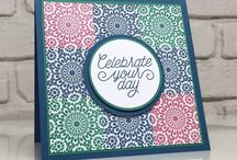 Designer Tin of Cards Card Ideas / by Laurie Graham: Avon Rep