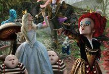 alice aux pays des merveilles et magicien d ' Oz