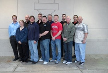 Rider's Edge 2012 Classes / Congratulations to the graduates of our 2012 Rider's Edge classes! / by Hal's Harley-Davidson