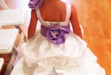 Flower Girl Dress / by Angela Creation