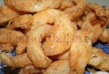 food: onion dishes /uien recepten