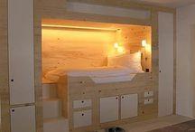 Micro hotel inspo