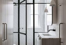 Bismark DownStairs Bathroom