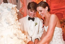 Caroline and Withers / Beautiful summer wedding at Rosecliff Mansion, Newport RI.