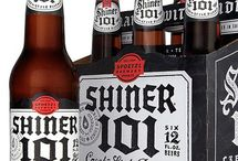 Shiner branding / by revrant design