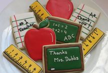 Cookie Decoration- School