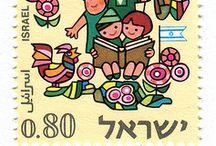 Postzegels Israël  / by rian Ravelli