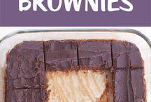 vegan- sweet potato brownies