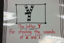 Anchor charts / by Pamela Dupras