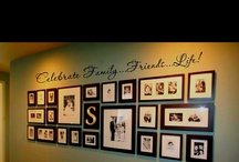 Picture Wall/Design / by Leslie Mesnick