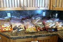Freezer Meals / by Kathleen Bies
