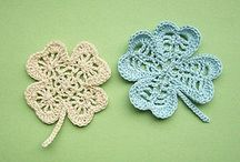 Apliques adornitos crochet