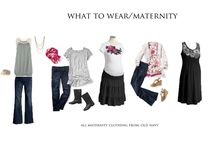 What to wear Maternity Shoot