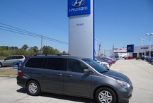 SOLD!! 2007 Honda Odyssey / Looking for a great Odyssey Van? Look no further my friend! We have it ready to be taken home... This van has been well maintained by its previous owner and has had all its maintenance up to date. New tires, brakes all around, new belts, filters, fluids serviced! Call us at 888-Can-Deal (888-226-3325) or stop in. We are looking forward to earning your business. Come buy from the #1 Hyundai Dealer in customer satisfaction for the entire Country, 2 years in a row.