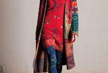 kolorowa moda