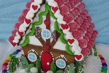 Gingerbread  / by Michelle S