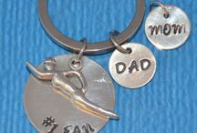Swim Mom or Dad gifts