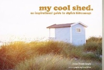 my cool shed / Images from the book 'my cool shed', plus inspiration from other shed owners and aficionados.