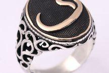 vavlı erkek yüzüğü