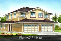 Real Estate: Ho'onani at Ewa Villages / Explore our homes by clicking through the interactive floor plans. http://castlecookehawaii.com/Page/Hoonani-Homes