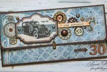 Vintage cars diy
