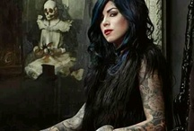 beautiful Kat von D