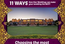 11 Ways Star Weddings can make you wedding the best