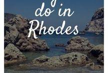 Grekland - Rhodos