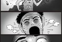 Scary cómics