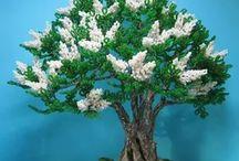 korálkové stromky