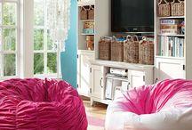 Play room/lounge upstairs
