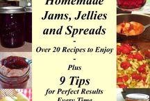 Jams, Jelly and Spreads