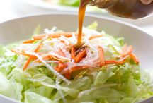 Salads, soups etc.